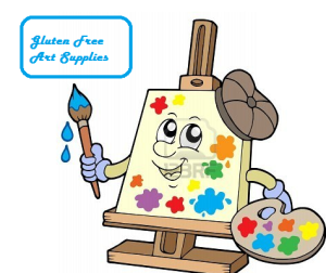 GLUTEN FREE ART SUPPLIES