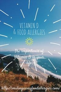 Vitamin D& Food Allergies