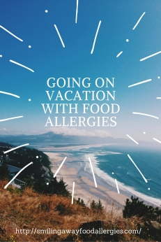 Going on vacation with food allergies